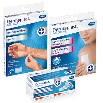 Composing Dermaplast Medical