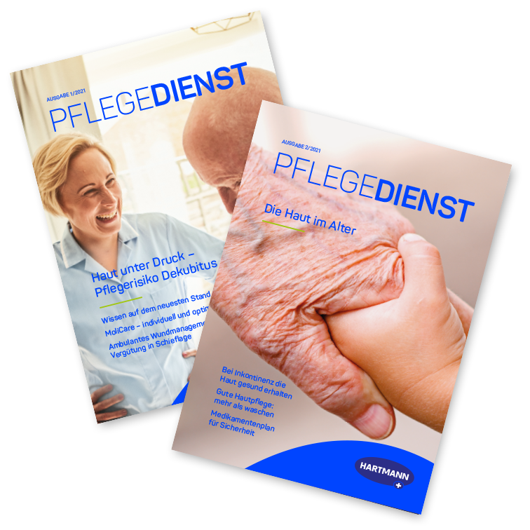 Pflegedienst Cover
