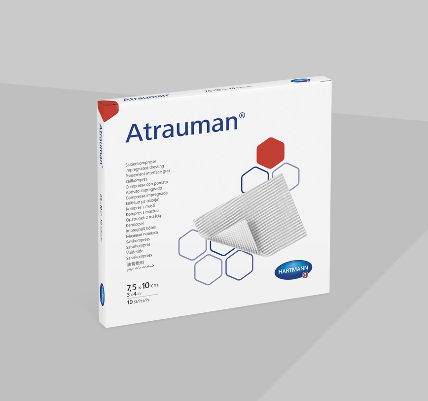 Atrauman product box